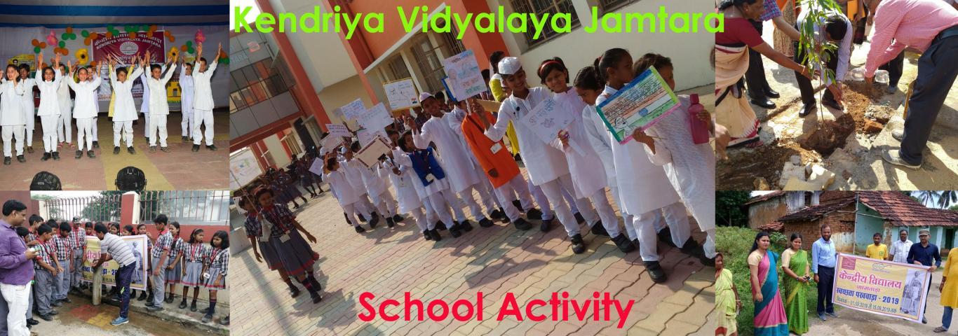 School Activity 2019-2020